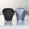 Hoodtie - Accessoires de cravate en titane réalisés à la main